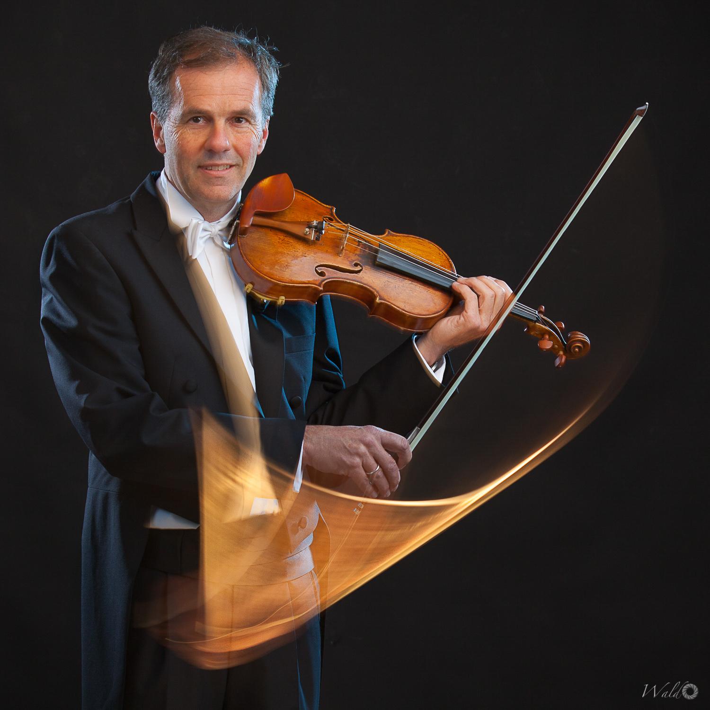Roelof de Lange, Violin