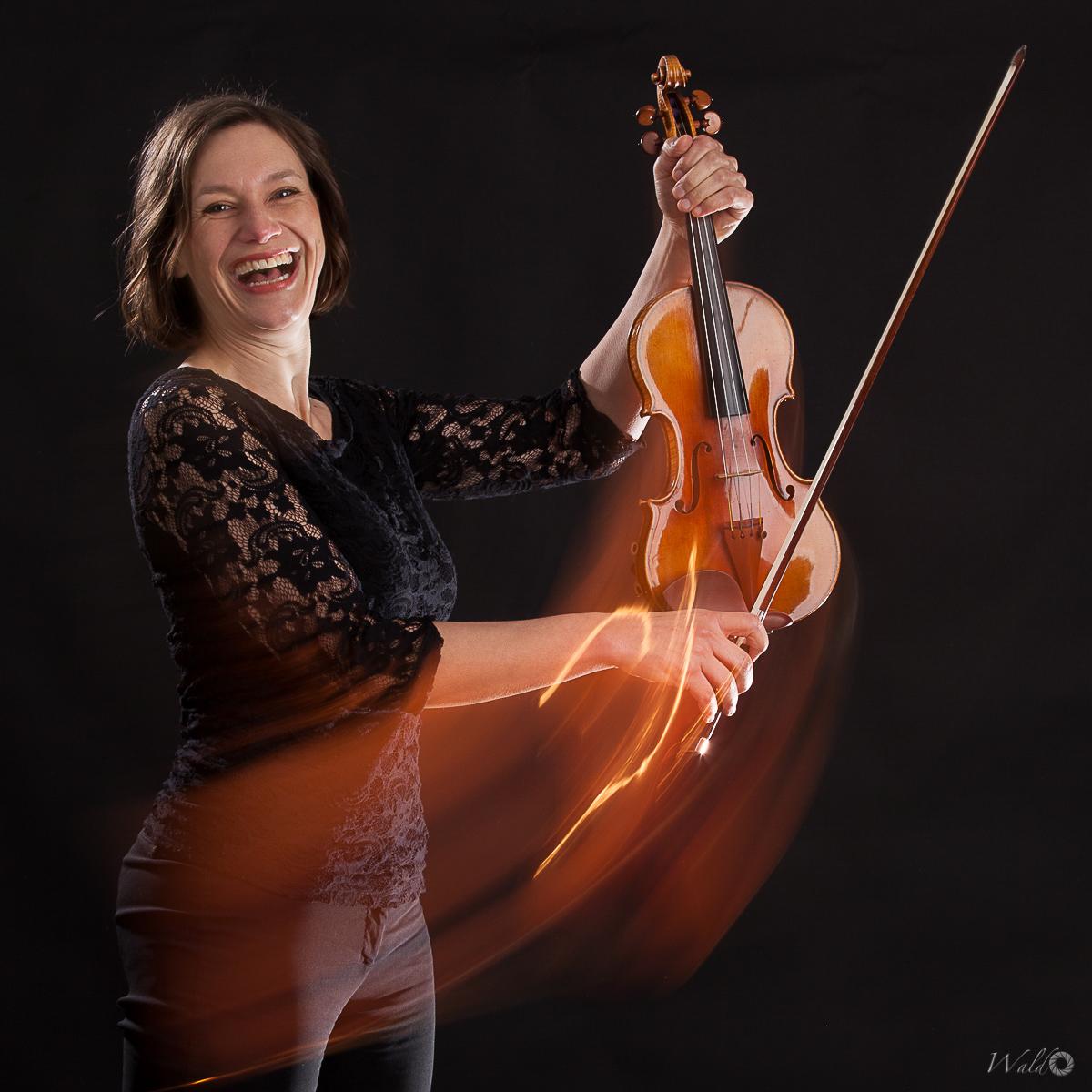Cordula Kocian, Violin
