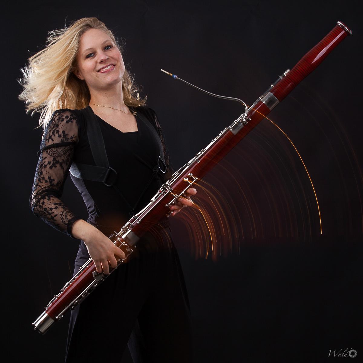 Hanneke Nijs, Bassoon