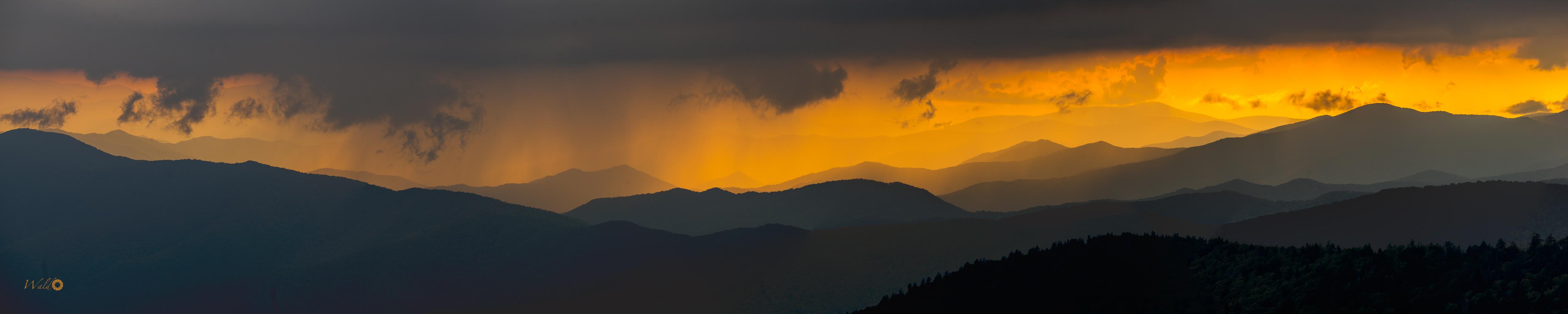smokey mountain panorama-site