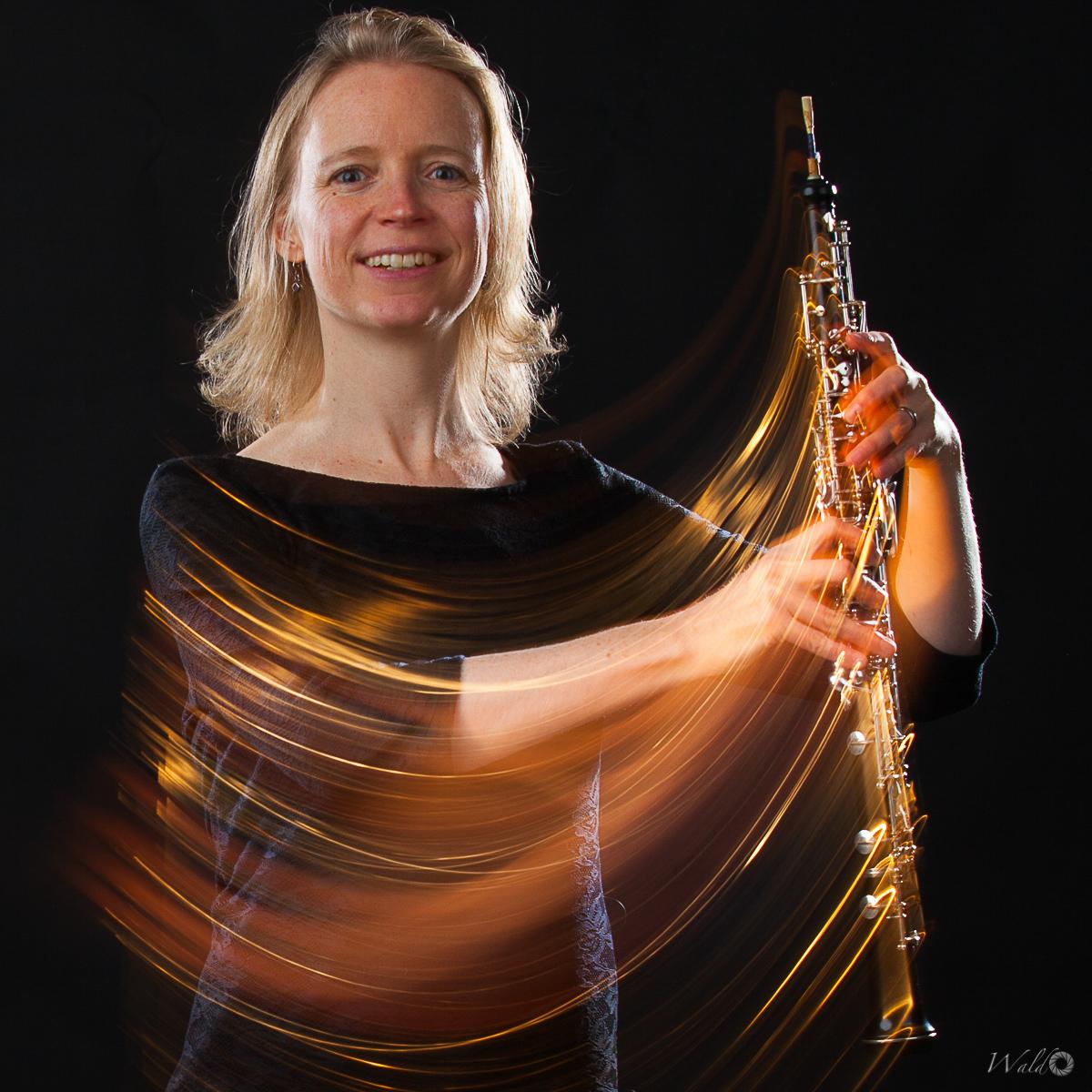 Erna de Koniing, Oboe